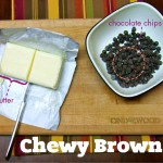 Chewy, Fudgy Brownies with Almonds and Coconut