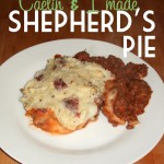 Shepherd's Pie another way, recipe from Guest cook: Caelin