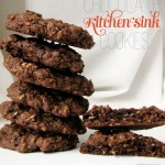 Chocolate Kitchen Sink Cookies