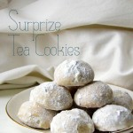 Surprize Tea Cookies
