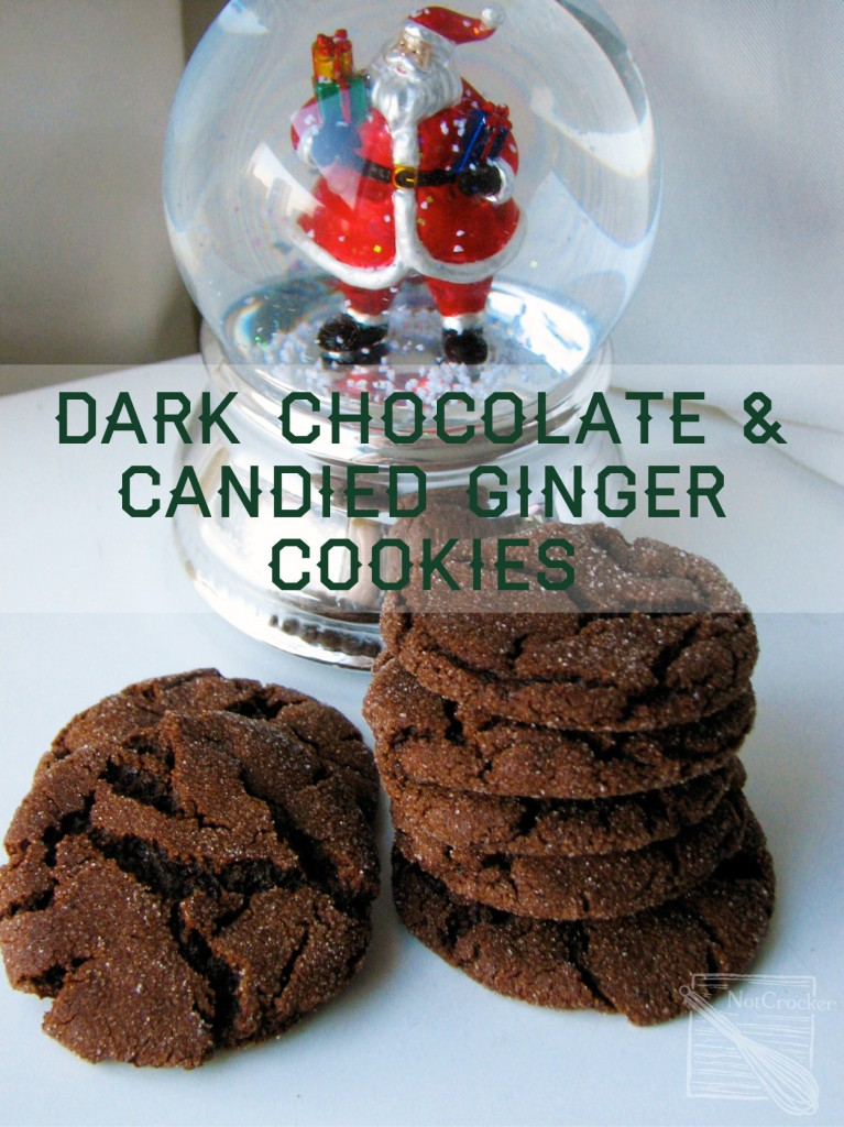 ChocolateGingerCookies